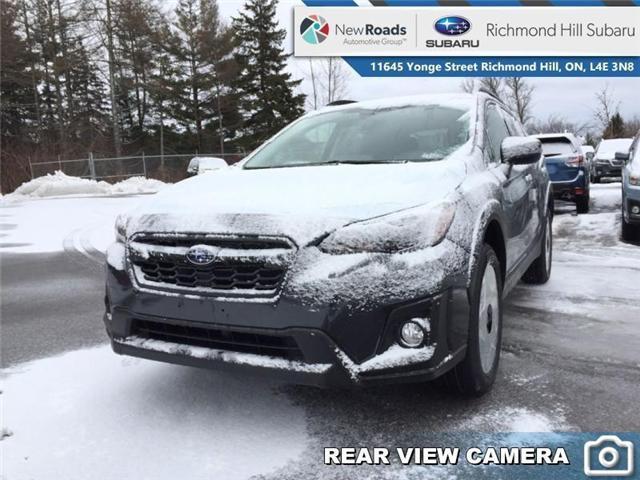 2019 Subaru Crosstrek Limited CVT w/EyeSight Pkg (Stk: 32397) in RICHMOND HILL - Image 1 of 19