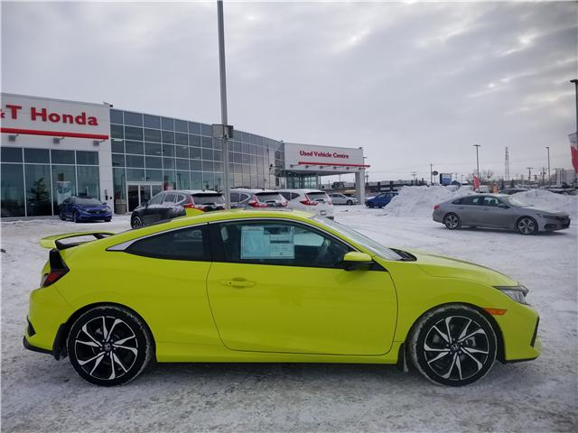 2019 Honda Civic Si Base (Stk: 2190489) in Calgary - Image 2 of 9