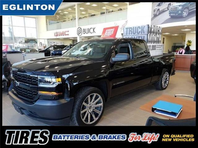2018 Chevrolet Silverado 1500 Work Truck (Stk: JZ184289) in Mississauga - Image 1 of 13