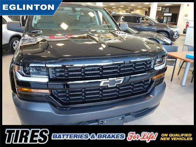 2018 Chevrolet Silverado 1500 Work Truck (Stk: JZ184289) in Mississauga - Image 2 of 13