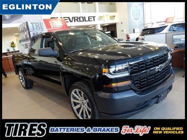 2018 Chevrolet Silverado 1500 Work Truck (Stk: JZ184289) in Mississauga - Image 3 of 13
