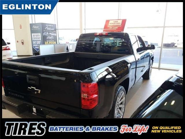 2018 Chevrolet Silverado 1500 Work Truck (Stk: JZ184289) in Mississauga - Image 4 of 13