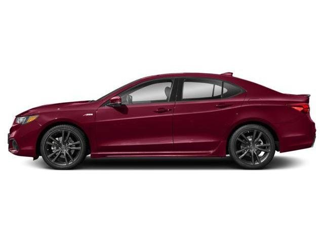 2019 Acura TLX Tech A-Spec (Stk: 49144) in Saskatoon - Image 2 of 9