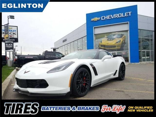 2019 Chevrolet Corvette Z06 (Stk: K5602734) in Mississauga - Image 1 of 23