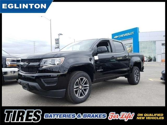 2019 Chevrolet Colorado WT (Stk: K1123725) in Mississauga - Image 1 of 17