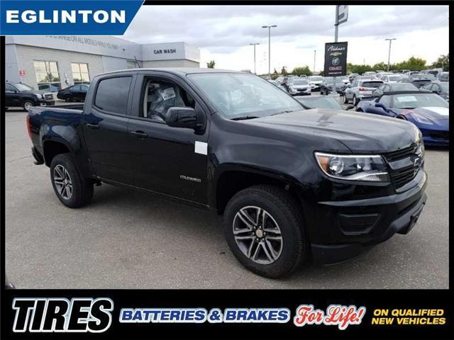 2019 Chevrolet Colorado WT (Stk: K1123725) in Mississauga - Image 3 of 17