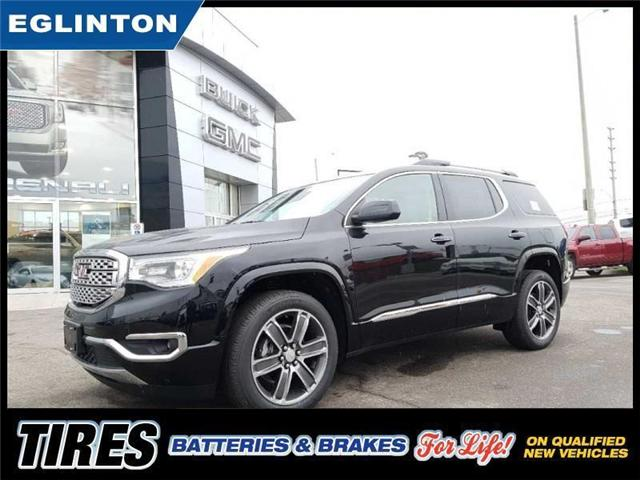 2019 GMC Acadia Denali (Stk: KZ146024) in Mississauga - Image 1 of 19
