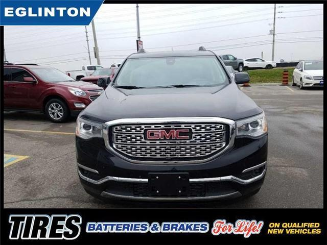 2019 GMC Acadia Denali (Stk: KZ146024) in Mississauga - Image 2 of 19