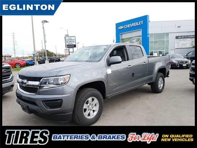2019 Chevrolet Colorado WT (Stk: K1136901) in Mississauga - Image 1 of 16