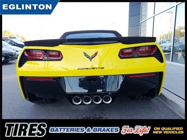 2019 Chevrolet Corvette Grand Sport (Stk: K5110156) in Mississauga - Image 5 of 22