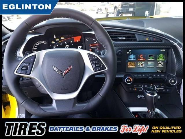 2019 Chevrolet Corvette Grand Sport (Stk: K5110156) in Mississauga - Image 7 of 22