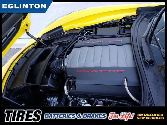 2019 Chevrolet Corvette Grand Sport (Stk: K5110156) in Mississauga - Image 12 of 22