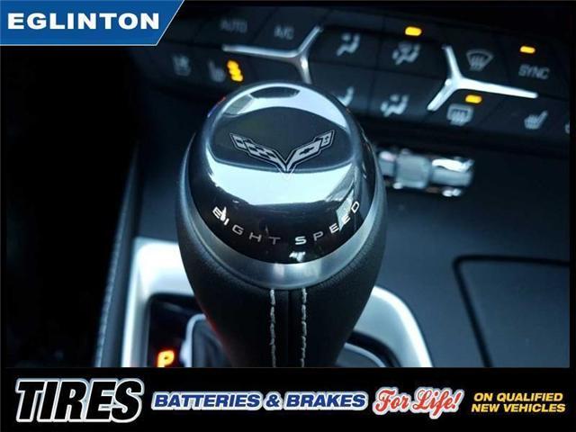 2019 Chevrolet Corvette Grand Sport (Stk: K5110156) in Mississauga - Image 17 of 22