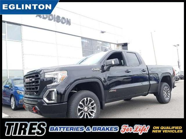 2019 GMC Sierra 1500 AT4 (Stk: KZ180441) in Mississauga - Image 1 of 24