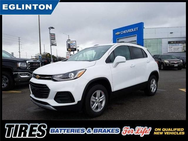 2019 Chevrolet Trax LT (Stk: KL233379) in Mississauga - Image 1 of 15