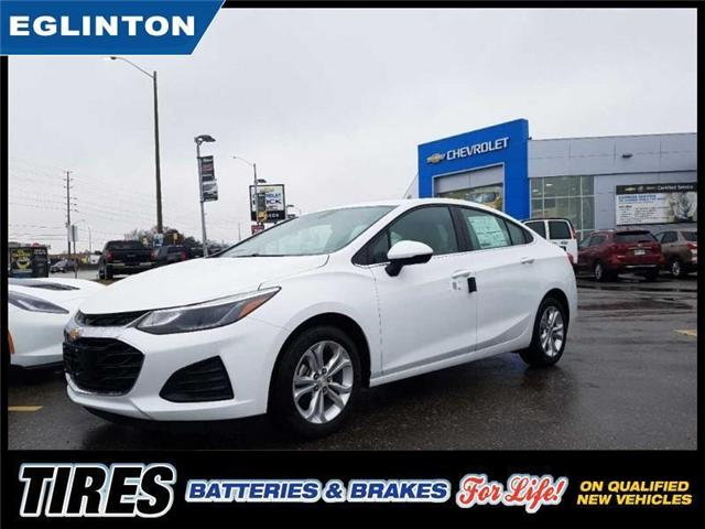 2019 Chevrolet Cruze LT (Stk: K7127286) in Mississauga - Image 1 of 16