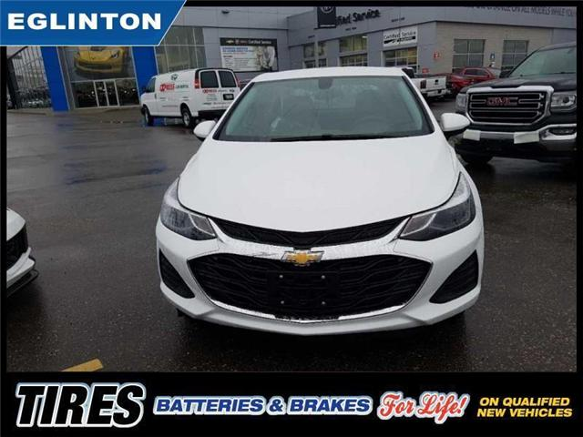 2019 Chevrolet Cruze LT (Stk: K7127286) in Mississauga - Image 2 of 16