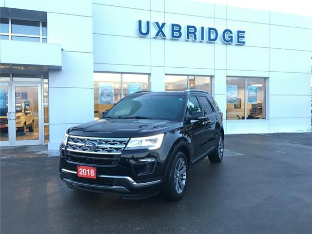 2018 Ford Explorer Limited (Stk: P1210) in Uxbridge - Image 1 of 13