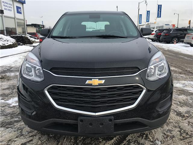 2017 Chevrolet Equinox LS (Stk: 17-40997) in Brampton - Image 2 of 24