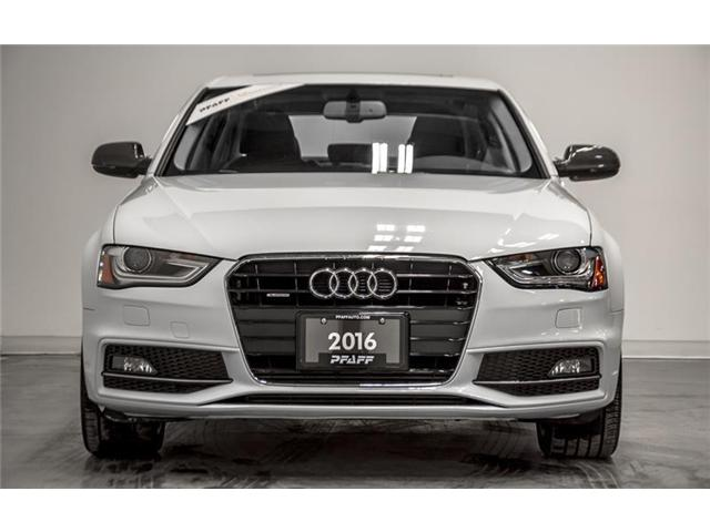 2016 Audi A4 2.0T Progressiv plus (Stk: C6475) in Woodbridge - Image 2 of 18