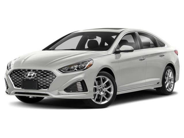 2019 Hyundai Sonata 2.0T Ultimate (Stk: 19101) in Ajax - Image 1 of 9