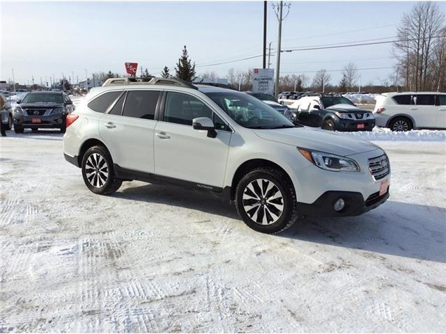 2016 Subaru Outback 2.5i Limited Package (Stk: 19-076A) in Smiths Falls - Image 5 of 13