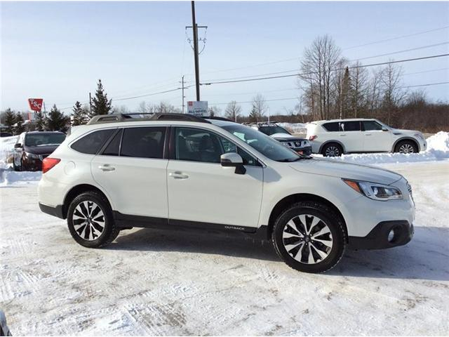 2016 Subaru Outback 2.5i Limited Package (Stk: 19-076A) in Smiths Falls - Image 7 of 13