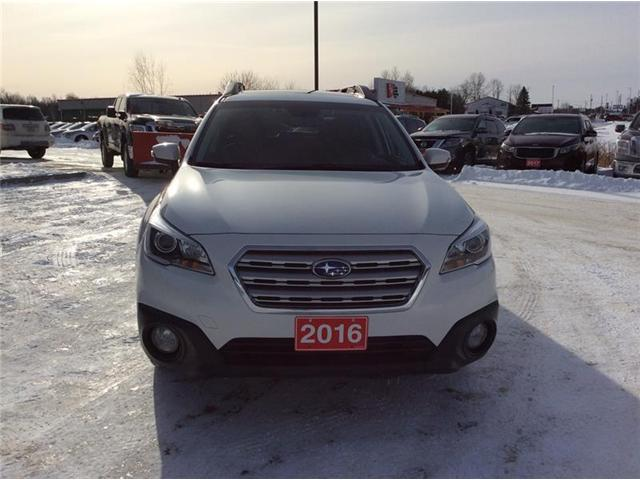 2016 Subaru Outback 2.5i Limited Package (Stk: 19-076A) in Smiths Falls - Image 8 of 13