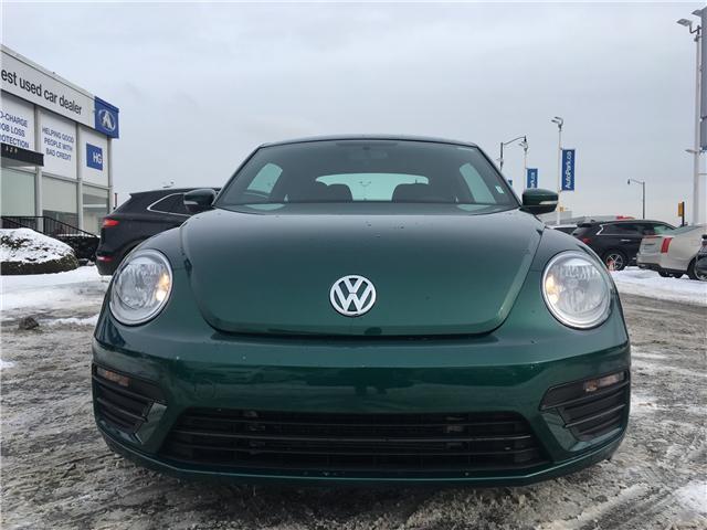 2017 Volkswagen Beetle 1.8 TSI Trendline (Stk: 17-21433) in Brampton - Image 2 of 26