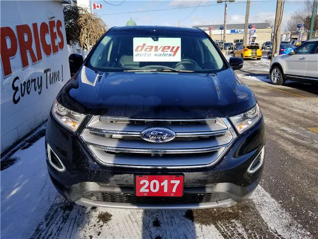 2017 Ford Edge SEL (Stk: 19-016) in Oshawa - Image 2 of 18