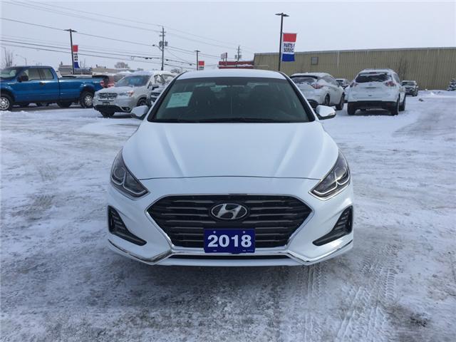 2018 Hyundai Sonata GLS (Stk: 19000-1) in Sudbury - Image 2 of 16