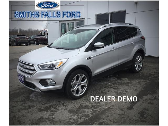 2018 Ford Escape Titanium (Stk: A1067) in Smiths Falls - Image 1 of 1