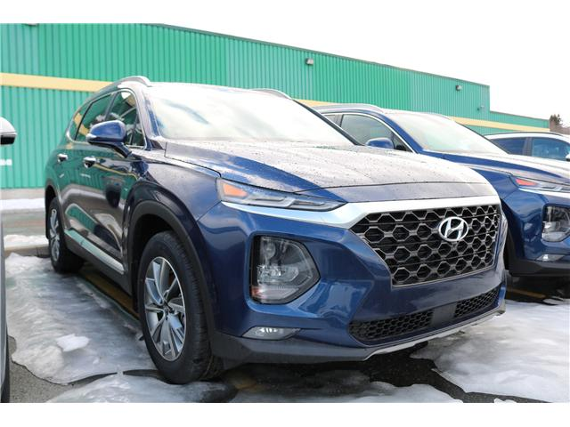 2019 Hyundai Santa Fe Luxury (Stk: 96593) in Saint John - Image 1 of 2