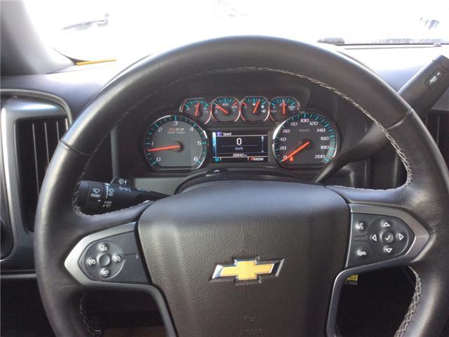 2016 Chevrolet Silverado 1500 2LT (Stk: 175440) in Brooks - Image 9 of 18