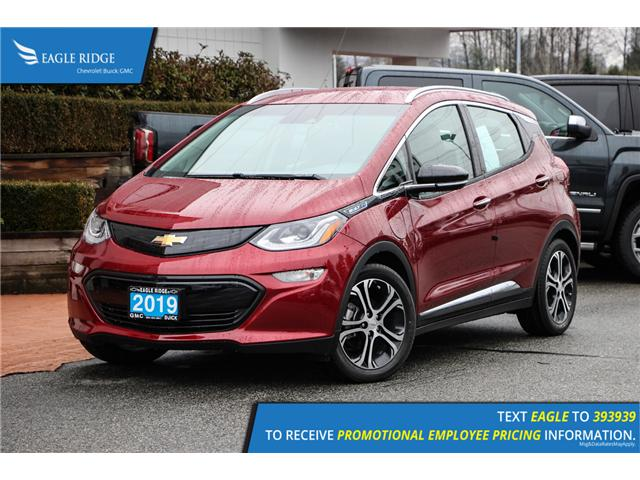 2019 Chevrolet Bolt EV Premier (Stk: 92325A) in Coquitlam - Image 1 of 17