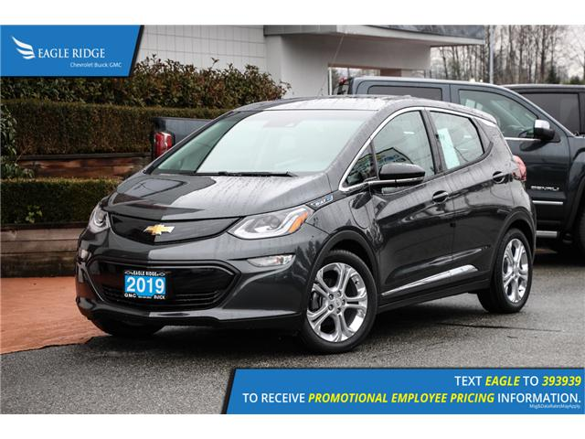 2019 Chevrolet Bolt EV LT (Stk: 92321A) in Coquitlam - Image 1 of 16