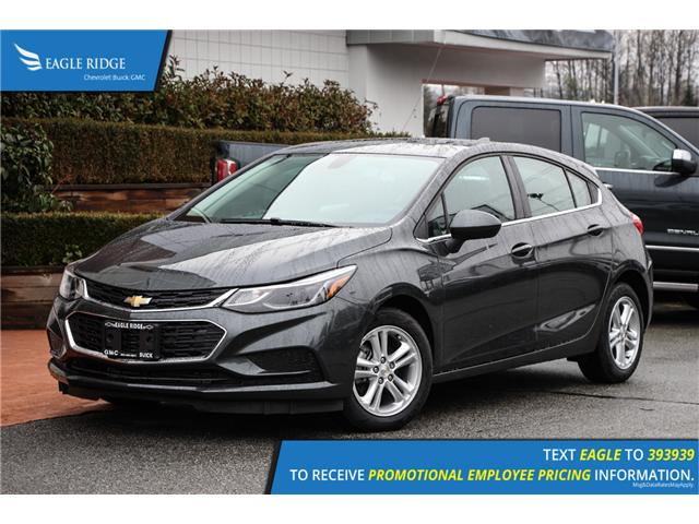 2018 Chevrolet Cruze LT Auto (Stk: 81558A) in Coquitlam - Image 1 of 17