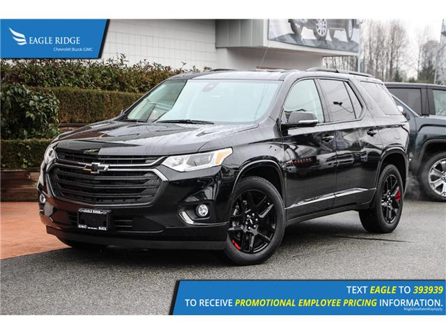 2019 Chevrolet Traverse Premier (Stk: 95605A) in Coquitlam - Image 1 of 19