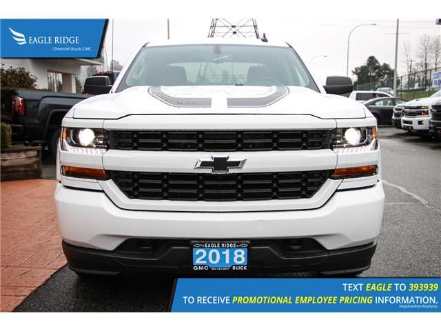 2018 Chevrolet Silverado 1500 Silverado Custom (Stk: 89245A) in Coquitlam - Image 2 of 17