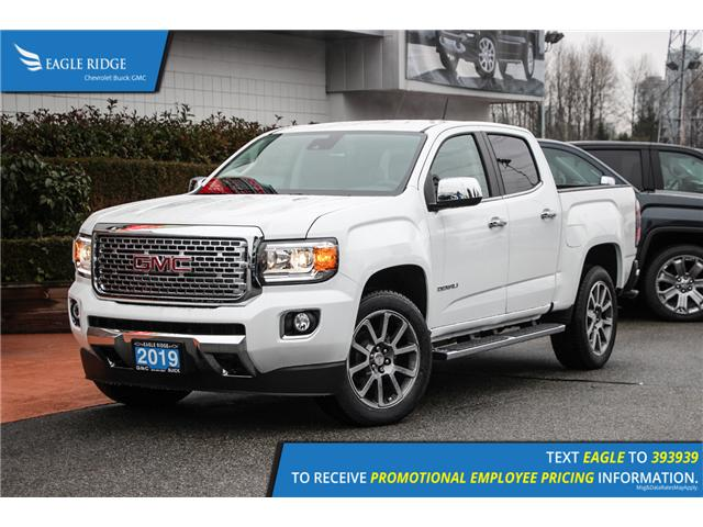 2019 GMC Canyon Denali (Stk: 98012A) in Coquitlam - Image 1 of 18