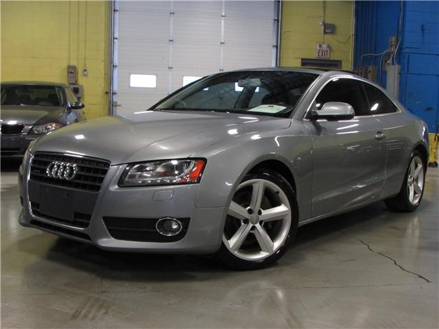 2011 Audi A5 2.0T Premium Plus (Stk: C5528) in North York - Image 1 of 21