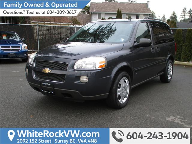 2008 Chevrolet Uplander LS (Stk: JA556762A) in Surrey - Image 1 of 23