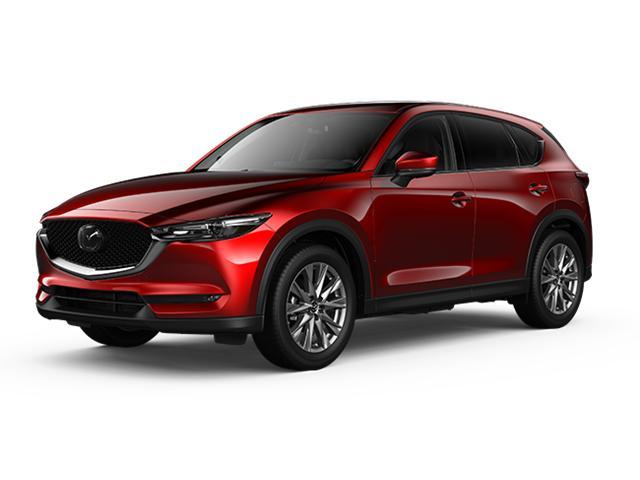 2019 Mazda CX-5 GT w/Turbo (Stk: 533272) in Victoria - Image 1 of 7