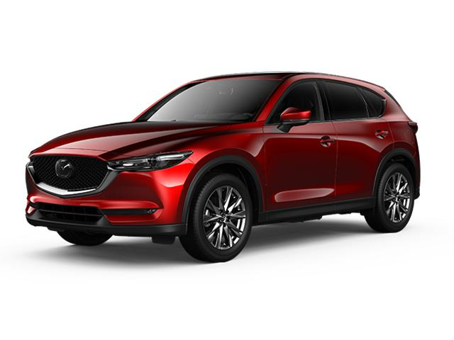 2019 Mazda CX-5 Signature (Stk: 544484) in Victoria - Image 1 of 7