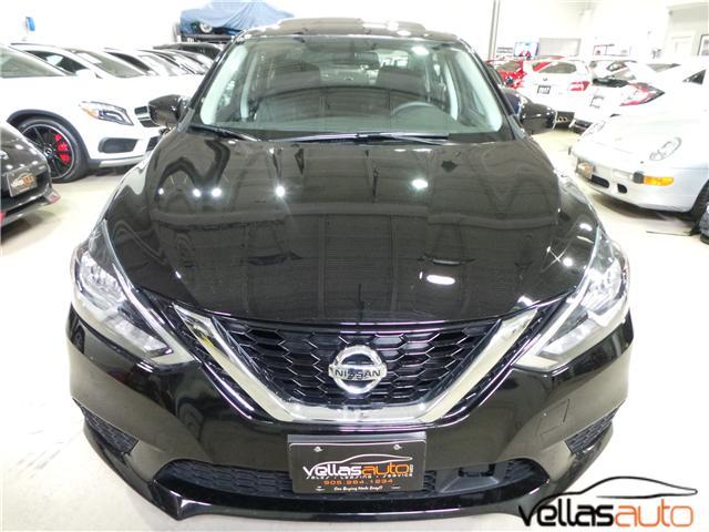 2018 Nissan Sentra  (Stk: NP0603) in Vaughan - Image 2 of 27