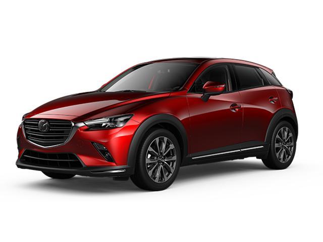 2019 Mazda CX-3 GT (Stk: 430024) in Victoria - Image 1 of 8