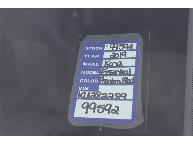 2019 Hyundai KONA 2.0L Essential (Stk: 99592) in Saint John - Image 2 of 3