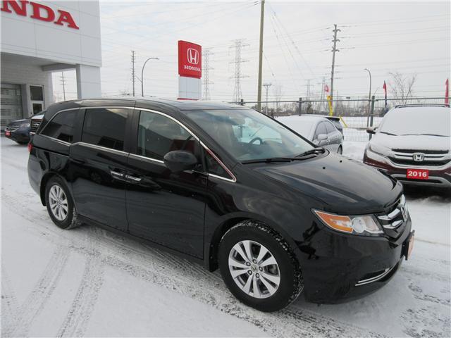 2016 Honda Odyssey EX-L (Stk: SS3328) in Ottawa - Image 2 of 8