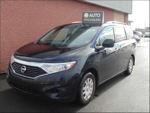 2012 Nissan Quest  (Stk: U3298B) in Charlottetown - Image 1 of 7