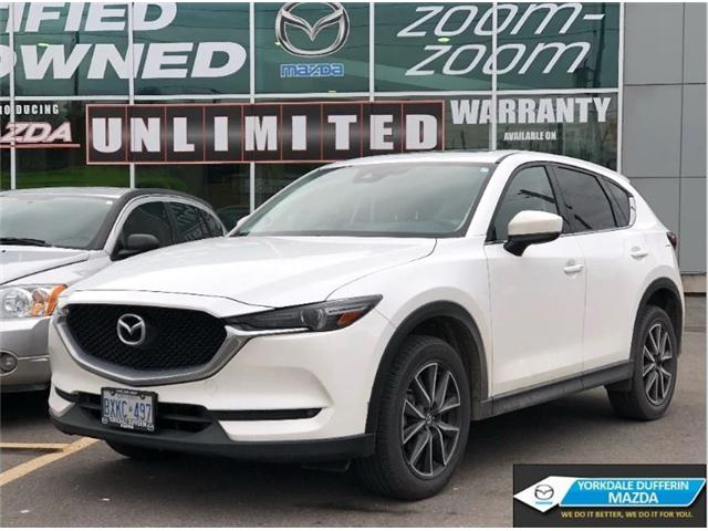 2018 Mazda CX-5 GT (Stk: D-18705) in Toronto - Image 1 of 9